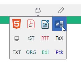 Zettlr File formats