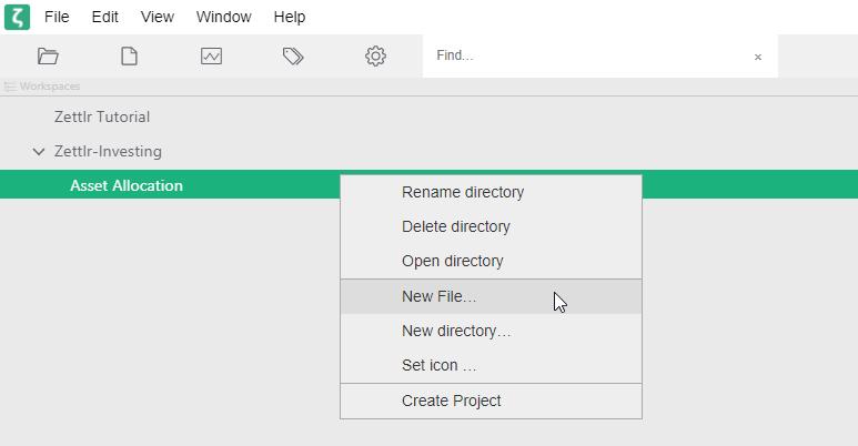 Zettlr file options